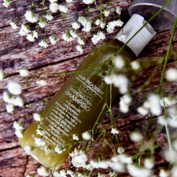 Satura Natural Shampoo - Gallery 2