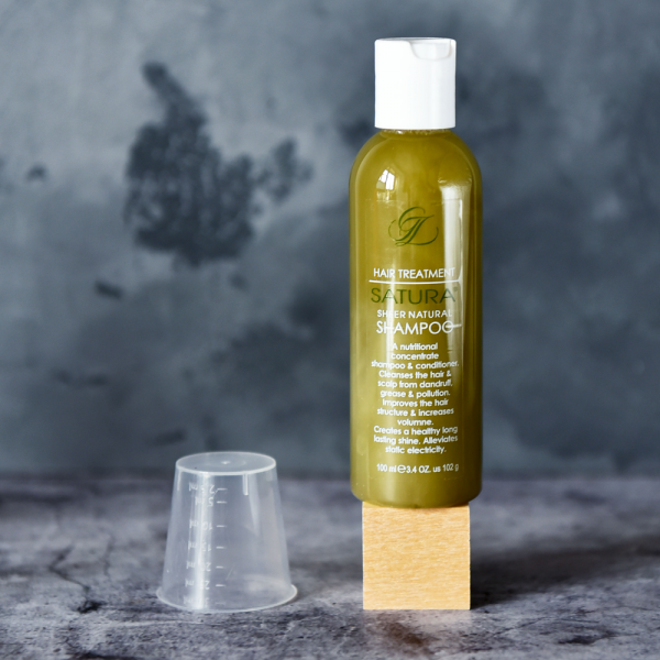 Satura Natural Shampoo - Gallery 3